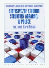 Statystyczne studium struktury agrarnej w Polsce -  | mała okładka