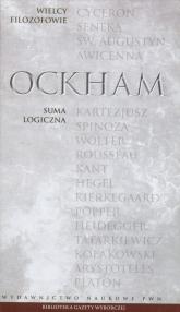 Wielcy Filozofowie 9 Suma logiczna - Ockham   mała okładka