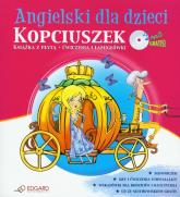Angielski dla dzieci Kopciuszek z płytą CD -  | mała okładka