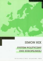 System polityczny Unii Europejskiej - Simon Hix   mała okładka