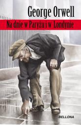 Na dnie w Paryżu i Londynie - George Orwell | mała okładka