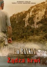 Żądza krwi - Ian Rankin   mała okładka
