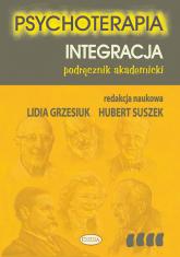 Psychoterapia Tom 4 Integracja Podręcznik akademicki -  | mała okładka