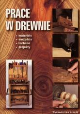 Prace w drewnie -  | mała okładka