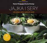 Jajka i sery czyli najlepsze omlety zapiekanki sałatki - Hanna Szymanderska | mała okładka