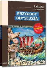 Przygody Odyseusza Lektura z opracowaniem - Barbara Ludwiczak | mała okładka
