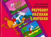 Przygody Koziołka Matołka - Kornel Makuszyński | mała okładka