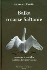 Bajka o carze Sałtanie - Aleksander Puszkin | mała okładka