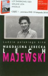Lech Majewski Ludzie polskiego kina - Magdalena Lebecka | mała okładka
