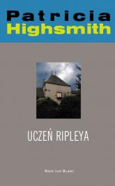Uczeń Ripleya - Patricia Highsmith   mała okładka