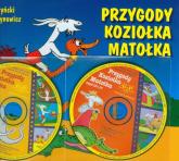 Przygody Koziołka Matołka z płytą CD - Kornel Makuszyński | mała okładka