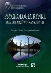 Psychologia rynku dla doradców finansowych - Hens Thorsten, Bachmann Kremena | mała okładka
