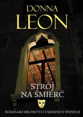 Strój na śmierć - Donna Leon | mała okładka