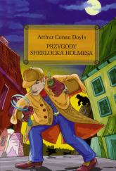 Przygody Sherlocka Holmesa - Doyle Arthur Conan | mała okładka