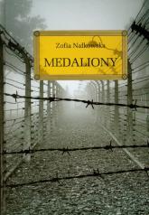 Medaliony - Zofia Nałkowska | mała okładka