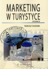 Marketing w turystyce - Tadeusz Chudoba | mała okładka