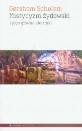 Mistycyzm żydowski i jego główne kierunki - Gershom Scholem | mała okładka