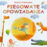 Piegowate opowiadania - Renata Piątkowska | mała okładka