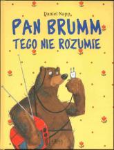 Pan Brumm tego nie rozumie - Daniel Napp | mała okładka
