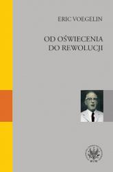Od oświecenia do rewolucji - Eric Voegelin   mała okładka