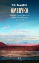 Ameryka - Jean Baudrillard | mała okładka