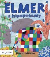 Elmer i hipopotamy - David McKee | mała okładka