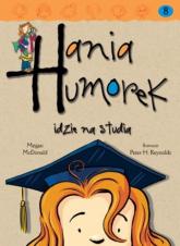 Hania Humorek idzie na studia - Megan McDonald   mała okładka