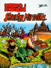 Kajko i Kokosz Skarby Mirmiła - Janusz Christa | mała okładka
