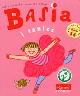 Basia i taniec - Stanecka Zofia, Oklejak Marianna | mała okładka