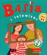 Basia i telewizor - Stanecka Zofia, Oklejak Marianna | mała okładka