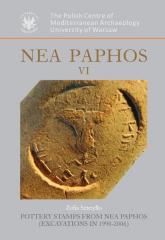 Nea Paphos VI  Pottery Stamps from Nea Paphos Excavations in 1990-2006 - Zofia Sztetyłło   mała okładka