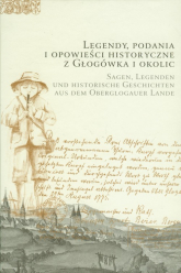 Legendy, podania i opowieści historyczne z Głogówka i okolic - Henryka Młynarska | mała okładka