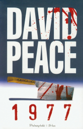1977 - David Peace | mała okładka