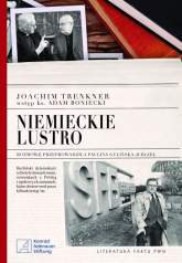 Niemieckie lustro - Trenkner Joachim, Gulińska-Jurgiel Paulina | mała okładka