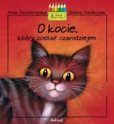 O kocie, który został czarodziejem - Anna Onichimowska | mała okładka