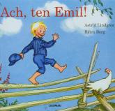 Ach ten Emil - Astrid Lindgren | mała okładka