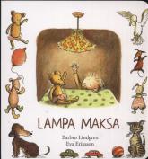 Lampa Maksa - Lindgren Barbro, Eriksson Eva   mała okładka