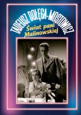 Świat pani Malinowskiej - Tadeusz Dołęga-Mostowicz   mała okładka