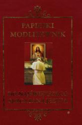 Papieski modlitewnik do Najświętszego Serca Pana Jezusa - Jan Paweł II | mała okładka