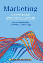 Marketing Kluczowe pojęcia i praktyczne zastosowania -  | mała okładka