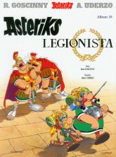 Asteriks Legionista 10 - Rene Goscinny | mała okładka