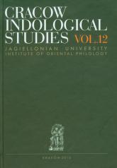 Cracow Indological Studies vol.12 - Halina Marlewicz | mała okładka
