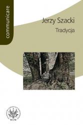 Tradycja - Jerzy Szacki | mała okładka