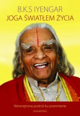 Joga światłem życia - B.K.S. Iyengar | mała okładka