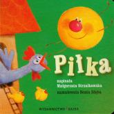 Piłka Bajeczki dla maluszka 1 - Małgorzata Strzałkowska | mała okładka
