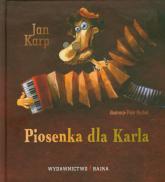 Piosenka dla Karla - Jan Karp | mała okładka