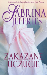 Zakazane uczucie - Sabrina Jeffries | mała okładka