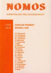 Kwartalnik religioznawczy Nr 71/72 2010 -  | mała okładka