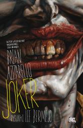 Joker Tylko dla dorosłych - Brian Azzarello   mała okładka