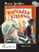 Emil detektyw Pieniądze klasowe - Anna Jansson | mała okładka